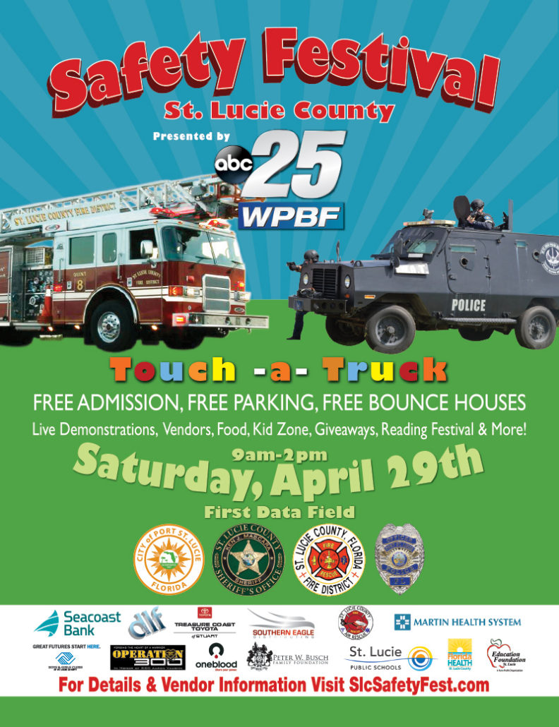 St. Lucie County Safety Festival