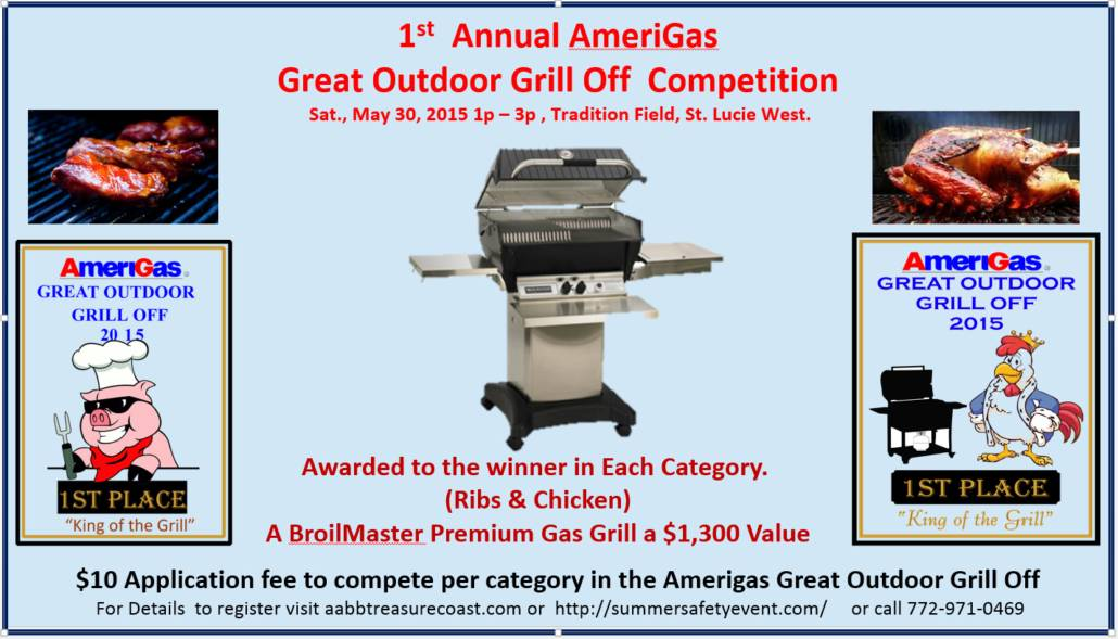 Amerigas BBQ Competition