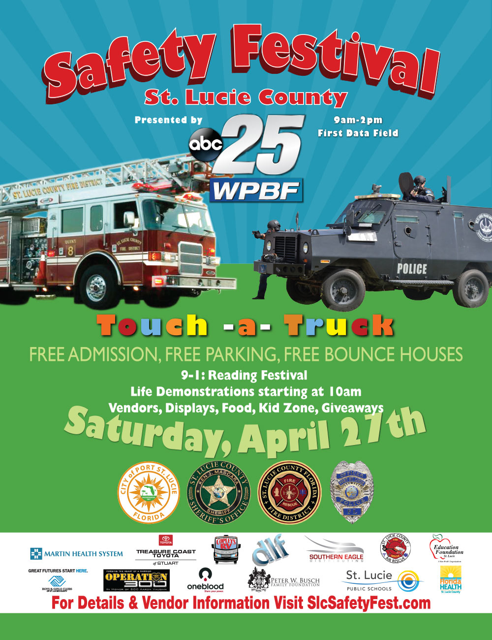 St. Lucie County Safety Festival 2019