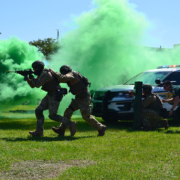 St. Lucie Safety Festival Swat Demo