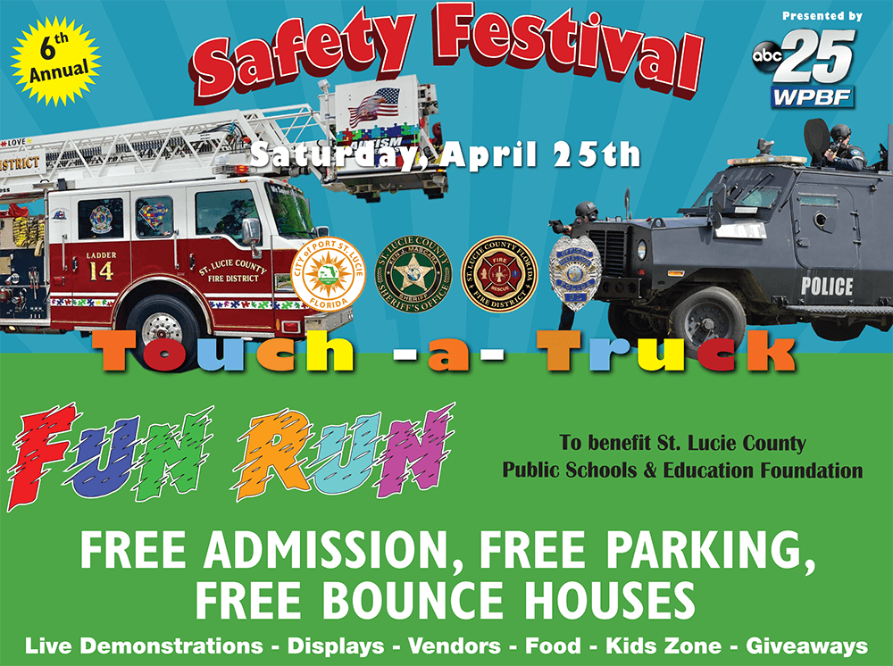 SLC Safety Fest Save The Date