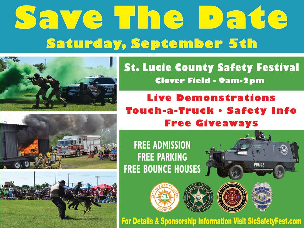 Safety Festival - Save The Date